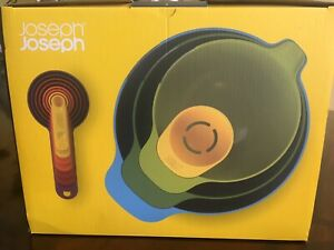 joseph joseph 12 piece baking set