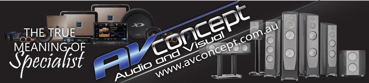 AV Concept Audio and Visual