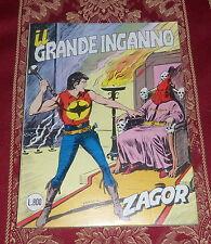 ZAGOR ZENITH numero 260 ORIGINALE *Prima Edizione*