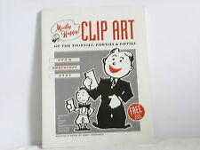 Most Happy Clip Art of the Thirties, Forties and Fifties
