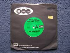 RECORD 45 RPM-YOU'VE LOST THAT LOVIN -LONG JOHN BALDRY