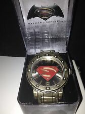 DC COMICS BATMAN VS SUPERMAN WATCH DAWN OF JUSTICE