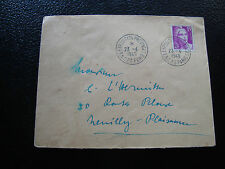 FRANCE - enveloppe 23/4/1949 (cy54) french