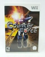 Counter Force Nintendo Wii Game