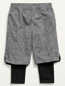 Old Navy Boys Go-Dry 2-in-1 Mesh Basketball Shorts ~ Camo ~ Size XS - XL ~ $23