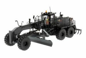 Cat 18M3 Motor Grader - Black - High Line Diecast Masters 1:50 Scale #85522 New!