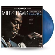 Miles Davis Kind Of Blue 1LP Blue Marbled Vinyl 2018 Columbia Legacy