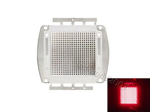500W Deep Red 655-660nm High Power LED 500 Watt Light DC 48-52V 6900mA 15000LM