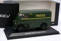 Norev 1/43 - Peugeot DMA Fourgon  Postal Postes