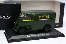 Norev 1/43 - Peugeot DMA Furgone Postale Postes