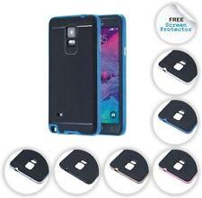 Housses et coques anti-chocs brillants en silicone, caoutchouc, gel pour téléphone mobile et assistant personnel (PDA) Samsung