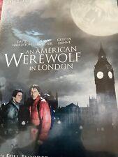 An American Werewolf in London Dvd Jenny Agutter New