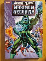 Avengers / X-Men Maximum Security excellent condition