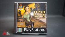 Tomb Raider The Last Revelation Sony PlayStation 1 VGC FAST AND FREE UK POSTAGE