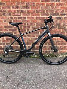 Giant ToughRoad SLR 2 Hybrid Bike 2020 - Black (Medium)