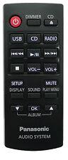 NEU Panasonic N 2 QAYB 000948 original Hifi Fernbedienung für sc-hc19 sc-hc29