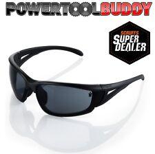 Scruffs Hawk Work Safety Specs CE Rated EN166 Black Lightweight Glasses