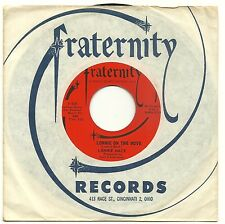 LONNIE MACK,SAY SOMETHING NICE TO ME b/w ON THE MOVE,FRATERNITY 45rpm, 1964, NM
