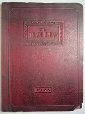 1928 TRIADELPHIAN High School Yearbook - Triadelphia West Virginia - WV Wheeling