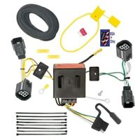 Trailer Tow Harness Hitch Wiring For 2011 2012 2013 Chrysler Town & Country