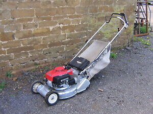 "HONDA HR194 19"" ROLLER MOWER"