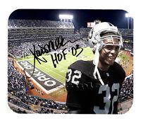 Item#2414 Marcus Allen Oakland Raiders Facsimile Autographed Mouse Pad