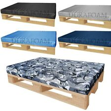 Euro Pallet Seating Cushions - Seat Pad/Back - Waterproof and Durable