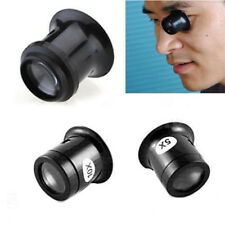 Multi-use 5X 10X Watch Repair Eye Loupe Jeweller Glass Magnifier Magnifying Tool