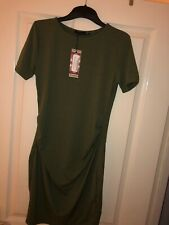 Ladies Boohoo Maternity Dress Size 12 NWT