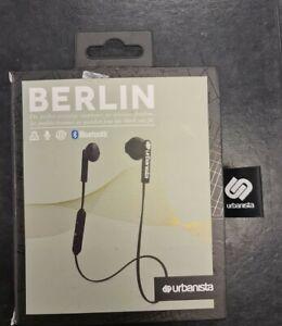 Urbanista Berlin Bluetooth Wireless Stereo Headset Black
