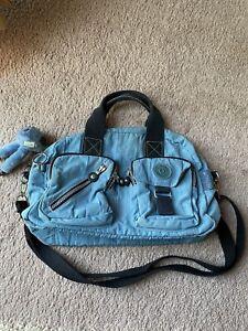 kipling crossbody bag medium blue