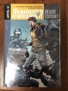 Harbinger - Deluxe Edition T1 (Valiant comics) Anglais