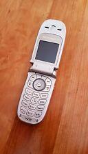 Motorola V220 Klapphandy / Fold-Handy-Phone in silbergrau