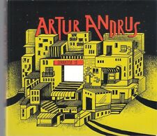 ARTUR ANDRUS SOKRATESA 18 AUTOGRAF SIGNED POLISH ONLY RELEASE CD