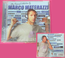 CD Compilation My personal Collection By MARCO MATERAZZI MOBY no lp mc vhs (C41)