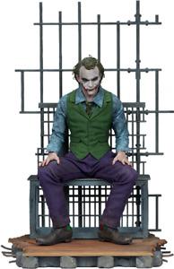 Batman the Dark Knight Heath Ledger Joker premium format figure Sideshow statue