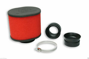 Red Filter E15 Ø 42/50 ÷58,5 Phbh - Mikuni - Keihin Code 0413434