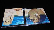 Angra – Freedom Call EP 1996 LUCRETIA Mint- CD metal doom glam hard rock