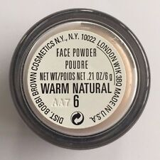 Bobbi Brown ~ Face Powder ~ Mini 6g ~ 6 Warm Natural