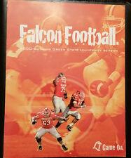 2000 Bowling Green Falcons Football Media Guide
