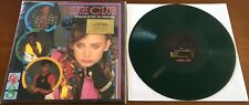 CULTURE CLUB Colour By Numbers RARE LIMITED 2016 COLOURED Green VINYL Boy George