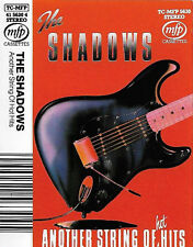 The Shadows Another String Of Hot Hits CASSETTE ALBUM Rock Rock & Roll Pop Rock