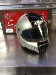 vintage helmet. BELL. SIMPSON. Bandit. bell pro star. FXR.