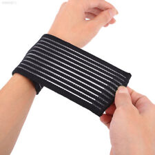 A48f Breathable Bandage Wrist Protector Rubber Band Fitness Women Support Wrap