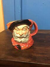 *Mint* Royal Doulton Large Sir John Flagstaff Toby Mug / Character Jug