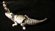 Advertising Alligator PAPERWEIGHT, Dibert, Stark & Brown  #344