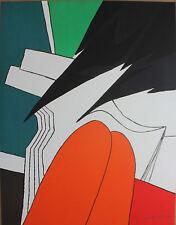 Joan GARDY-ARTIGAS ( MIRO ) Lithographie signée numérotée turpitude hongroise