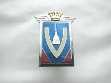 Emblema VIGNALE/FIAT/LANCIA FLAVIA