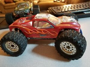 Team Associated RC18MT ARTR, RC18 Brushless Upgraded