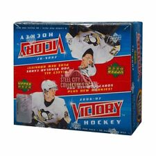 2007-08 Upper Deck Victory Hockey Box